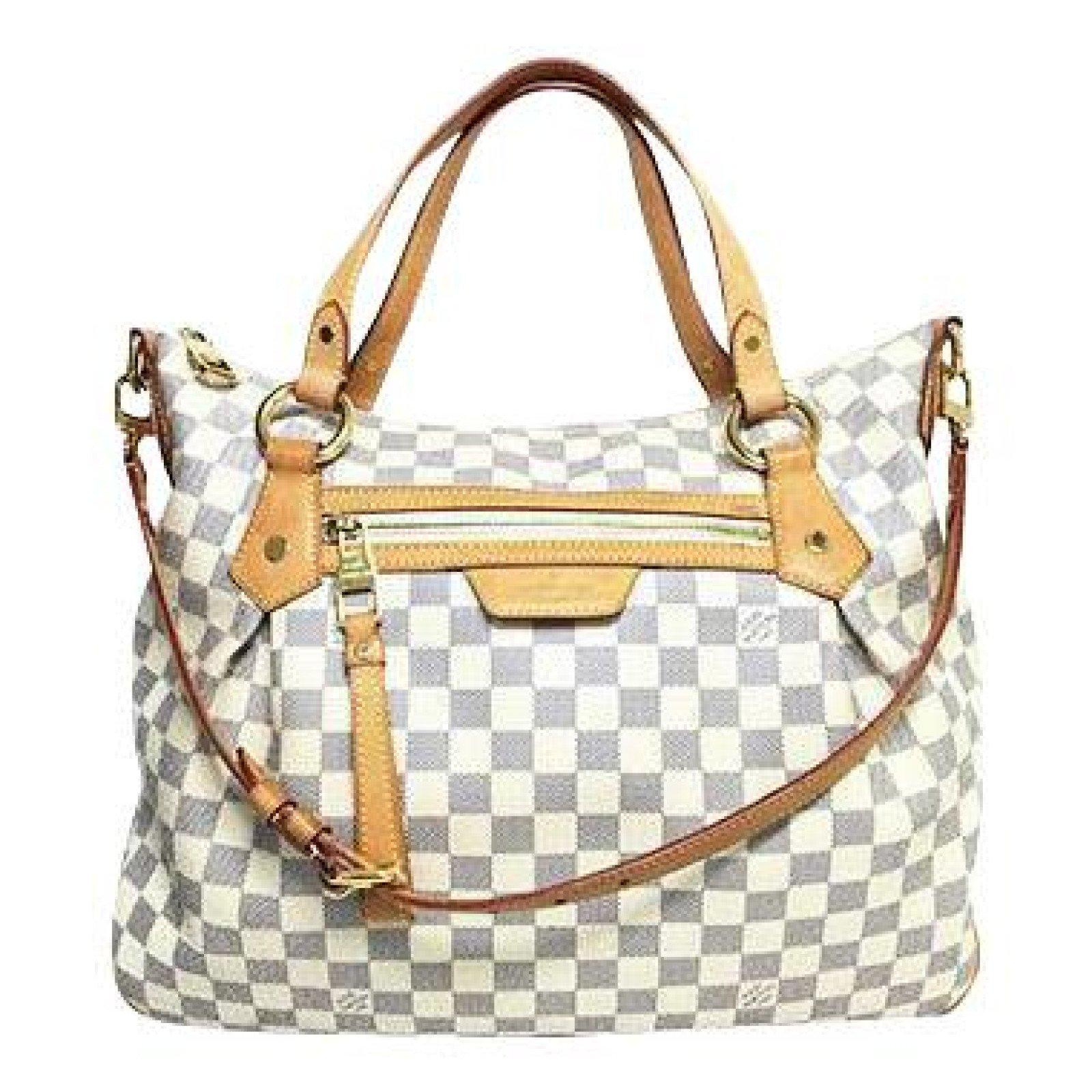 492a3782a21a Louis Vuitton Damier Azur Evora MM - Oliver Jewellery