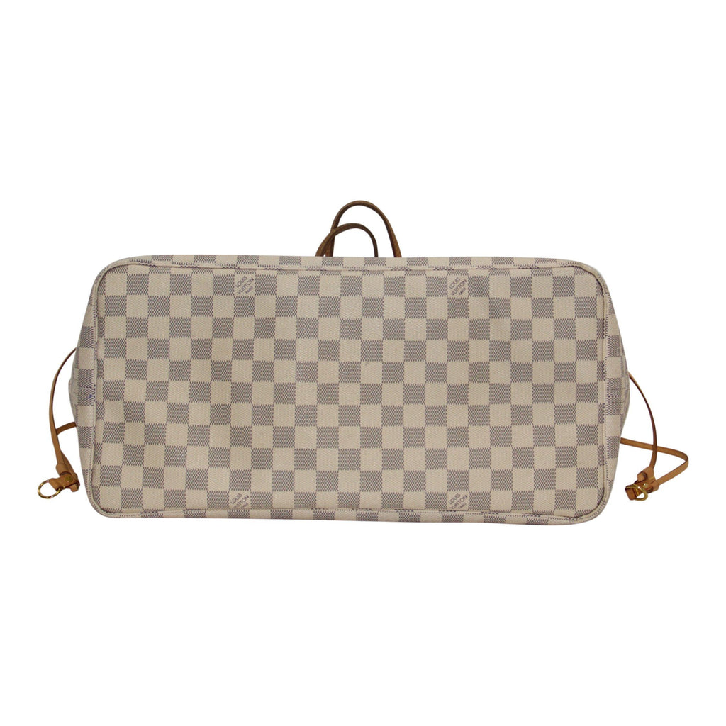 Louis Vuitton Damier Azur Neverfull GM with Pouch Bags Louis Vuitton