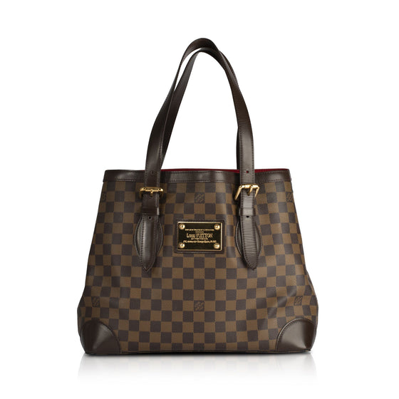 Louis Vuitton Damier Ebene Hampstead MM Bags Louis Vuitton