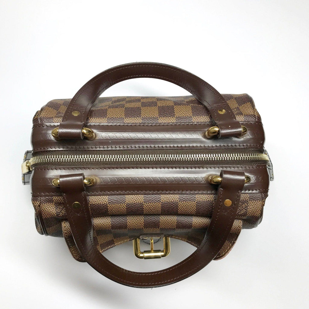 Louis Vuitton Damier Ebene Knightsbridge Bag - Bags