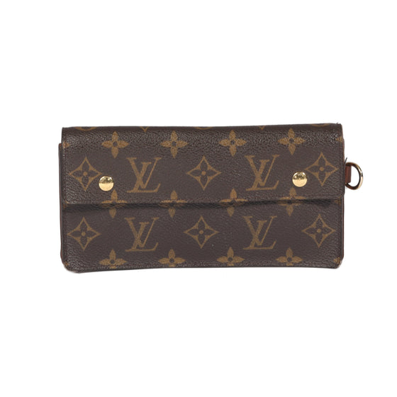 Louis Vuitton Monogram Accordion Wallet Wallets Louis Vuitton