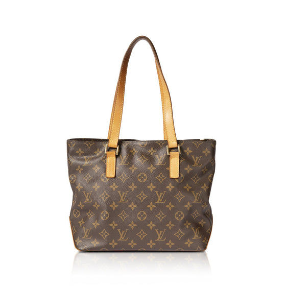 Louis Vuitton Monogram Cabas Piano Tote Bags Louis Vuitton