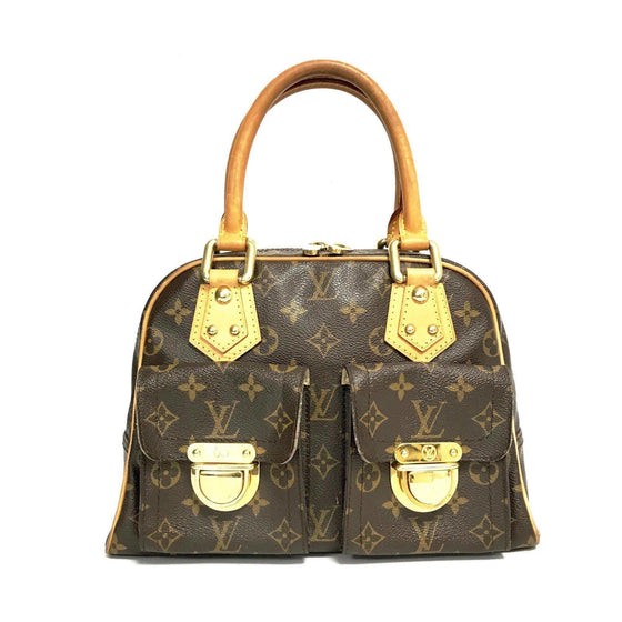 Louis Vuitton Monogram Manhattan PM Bags Louis Vuitton