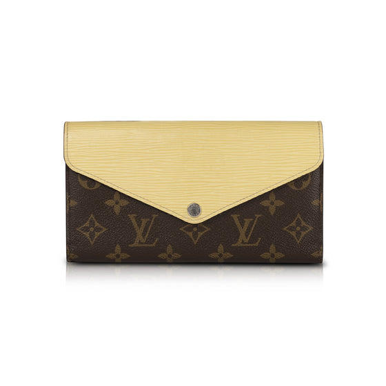 Louis Vuitton Monogram Marie-Lou Wallet Wallets Louis Vuitton