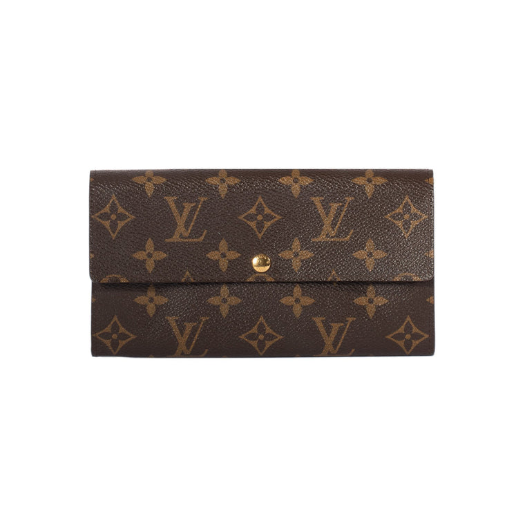 Louis Vuitton Monogram Sarah Wallet Bags Louis Vuitton