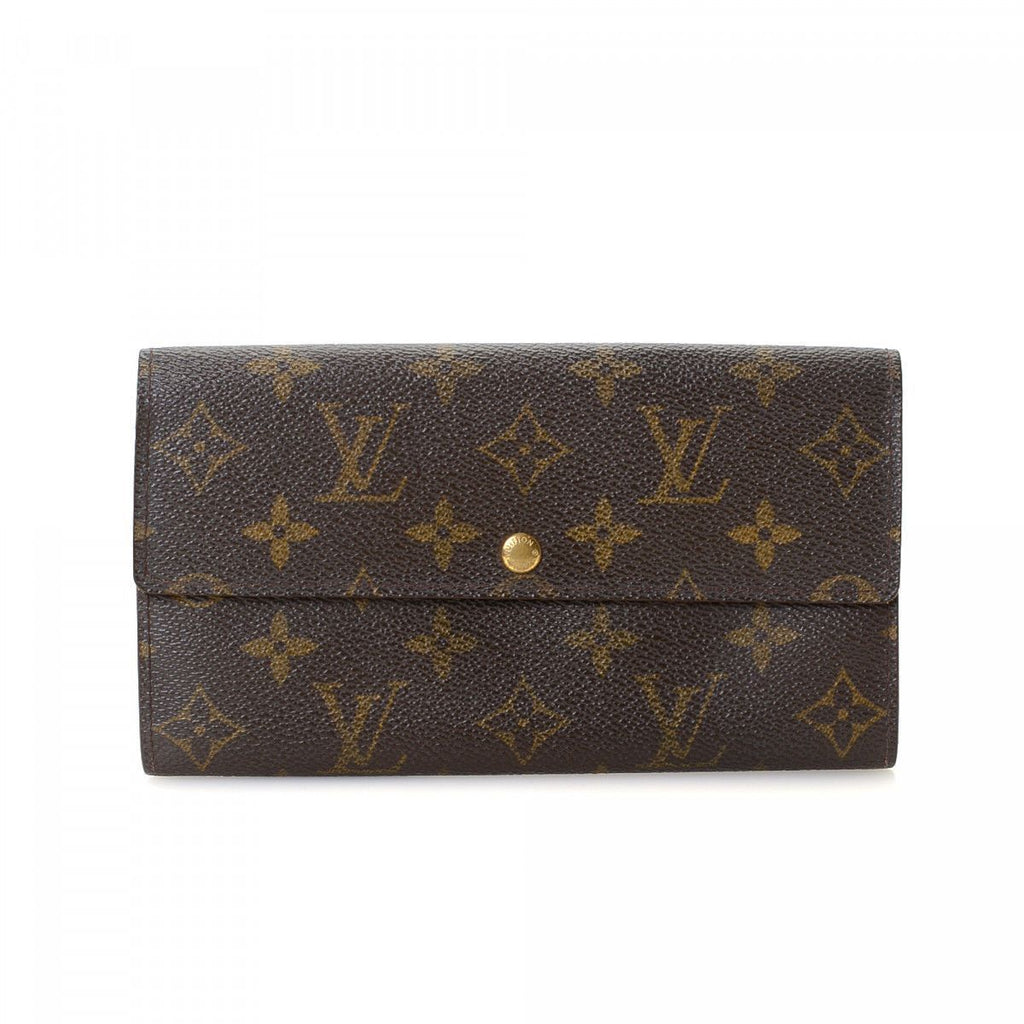 Louis Vuitton Monogram Sarah Wallet Wallets Louis Vuitton