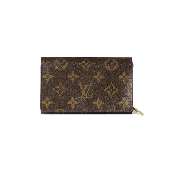 Louis Vuitton Monogram Tresor Wallet Wallets Louis Vuitton