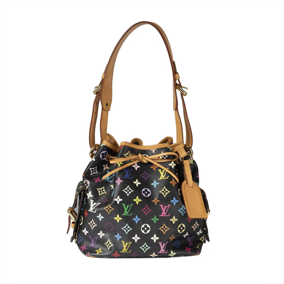 Louis Vuitton Multicolore Petit Noe Bags Louis Vuitton