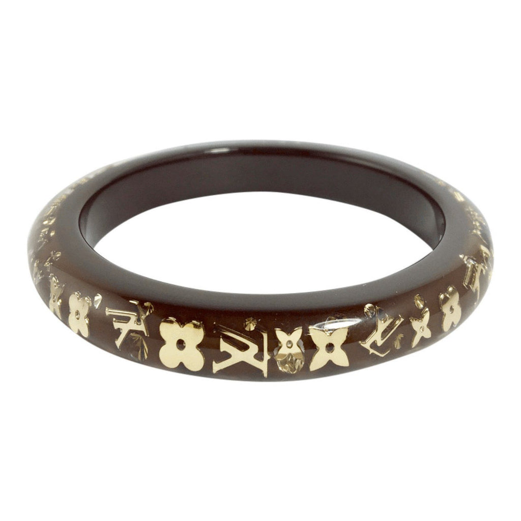 Louis Vuitton Narrow Inclusion Bangle Bracelets Louis Vuitton