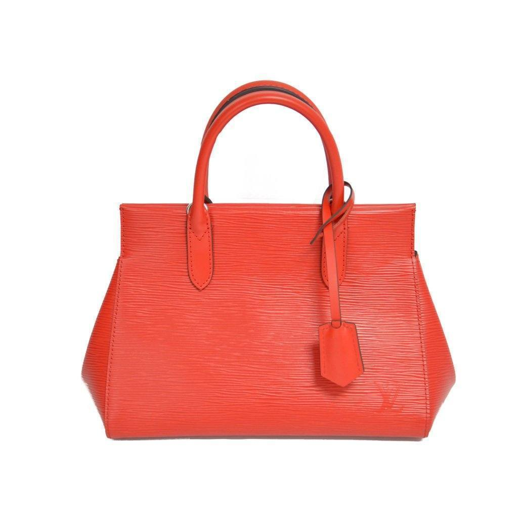 Louis Vuitton Red Marly Bb (Pm) - Bags