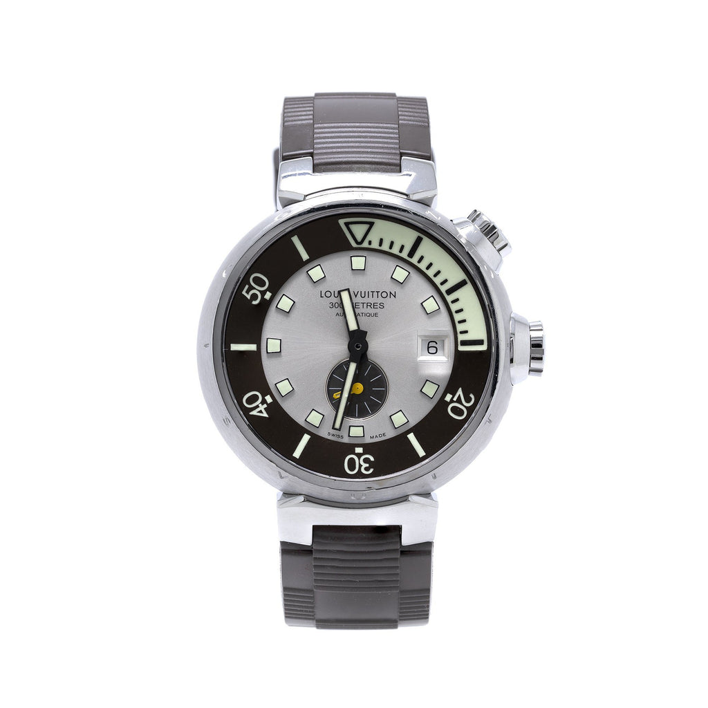 Louis Vuitton Tambour Diving Automatique Watch Watches Louis Vuitton