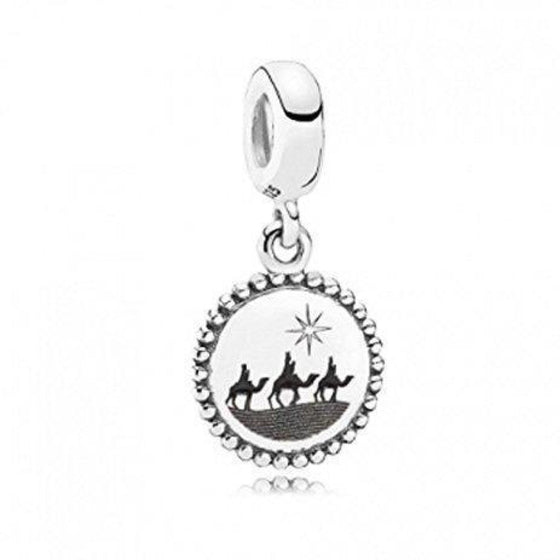 Pandora '3 Kings' Dangle Charm Charms & Pendants Pandora