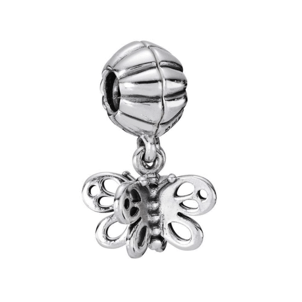5501e0e15 Pandora Best Friends Forever Butterfly Charm - Oliver Jewellery