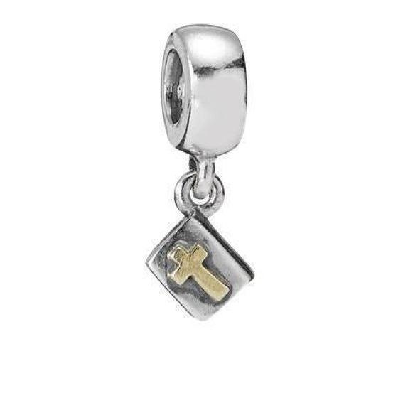Pandora Bible Charm Charms & Pendants Pandora