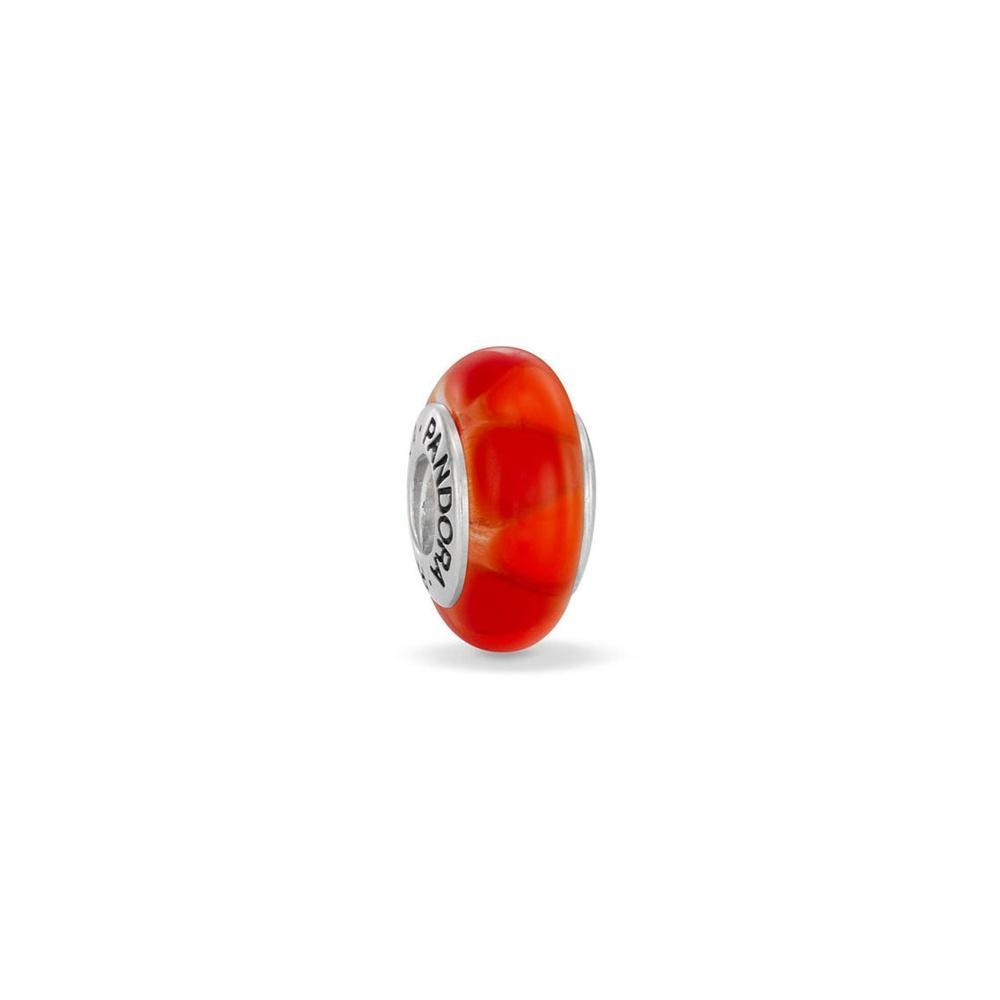 Pandora Captivating Red Murano Glass Charm Charms & Pendants Pandora