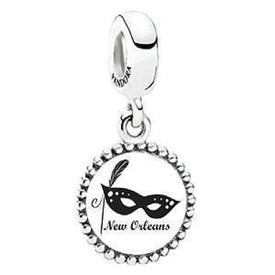 Pandora Destination New Orleans Dangle Charm - Charms & Pendants