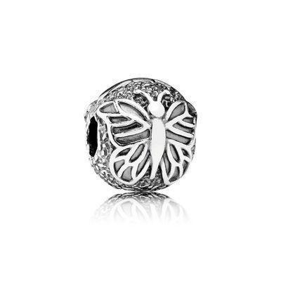 Pandora Lacewing Butterfly Clip Charm Charms & Pendants Pandora