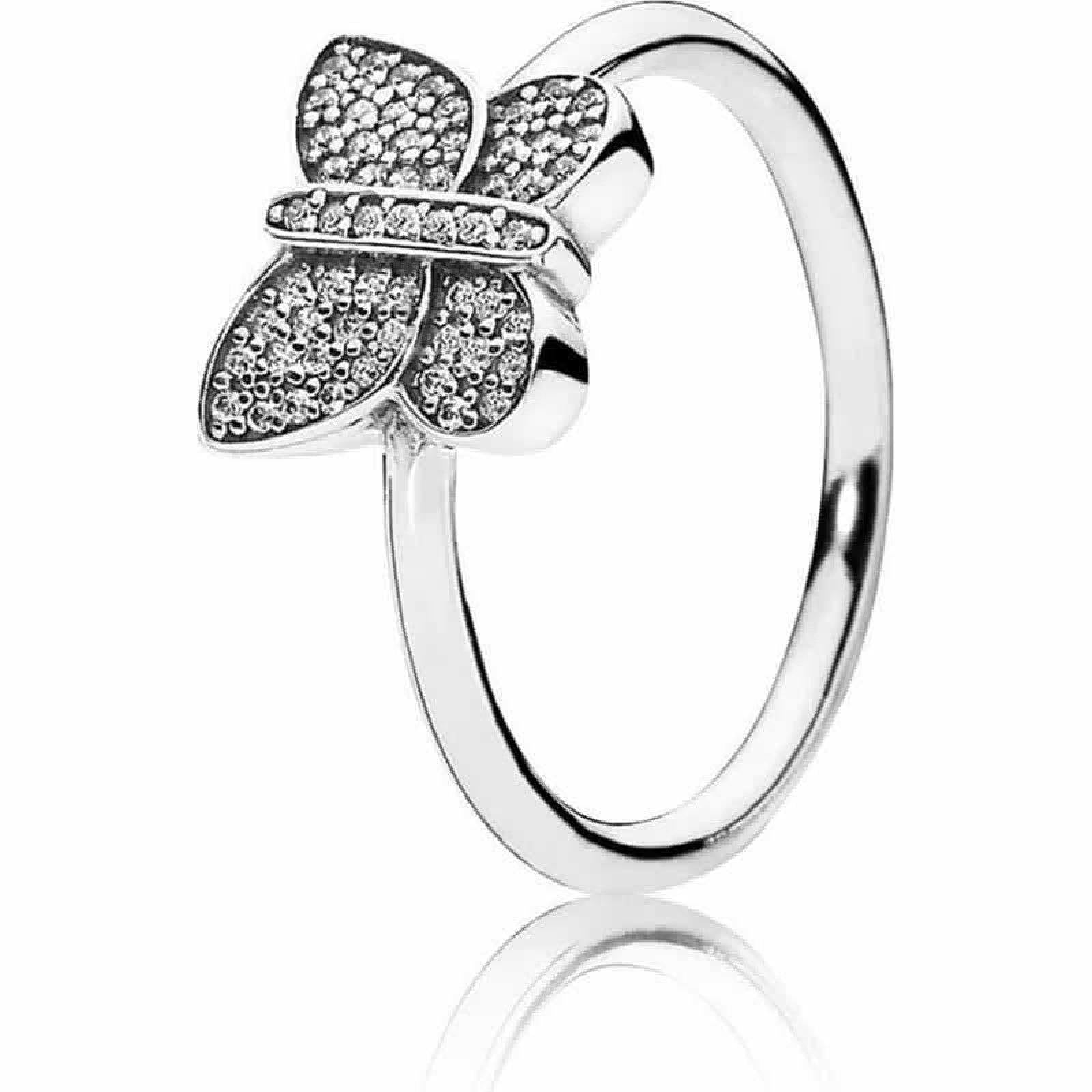 ce5962eb7 Pandora Sparkling Butterfly RIng– Oliver Jewellery