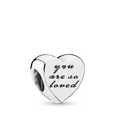 Pandora You are so Loved Charm Charms & Pendants Pandora
