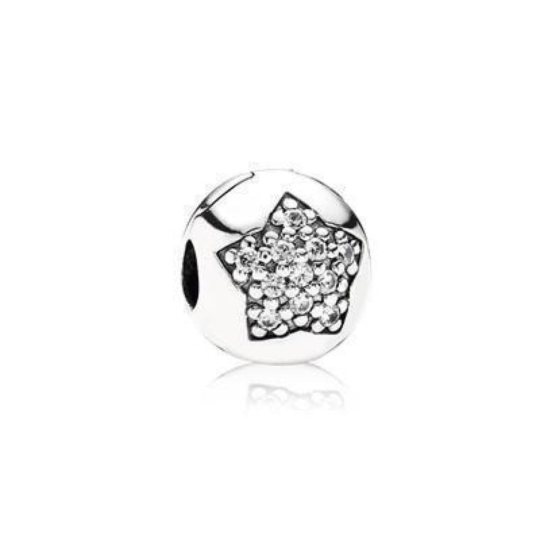 Pandora You're A Star Clip Charm Charms & Pendants Pandora
