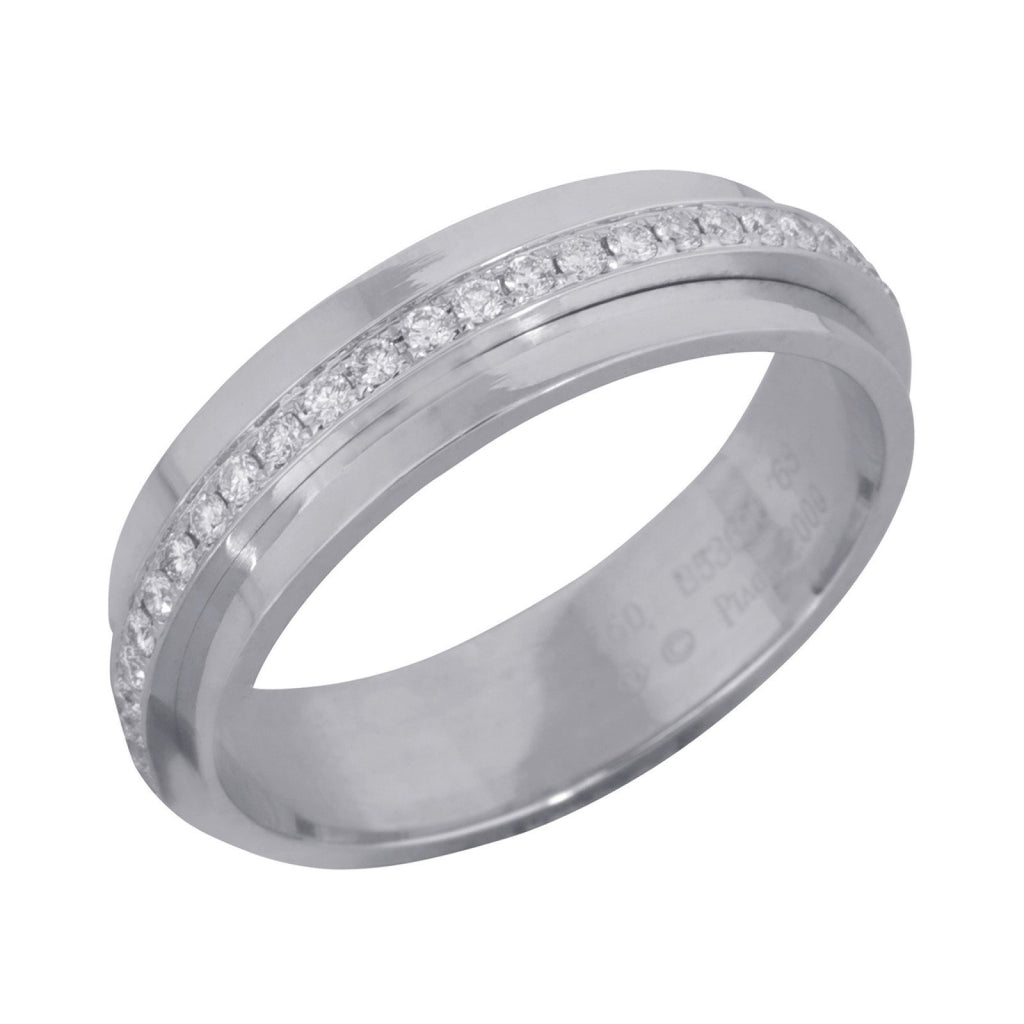 Piaget Possession Diamond Wedding Band Men's Jewellery Miscellaneous