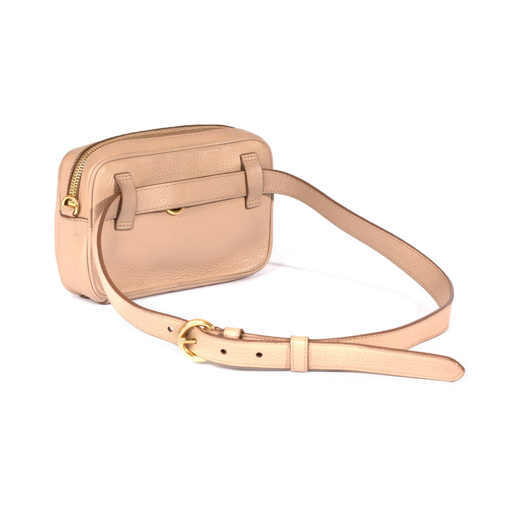 Prada Vitello Daino Convertible Belt Bag Bags Prada