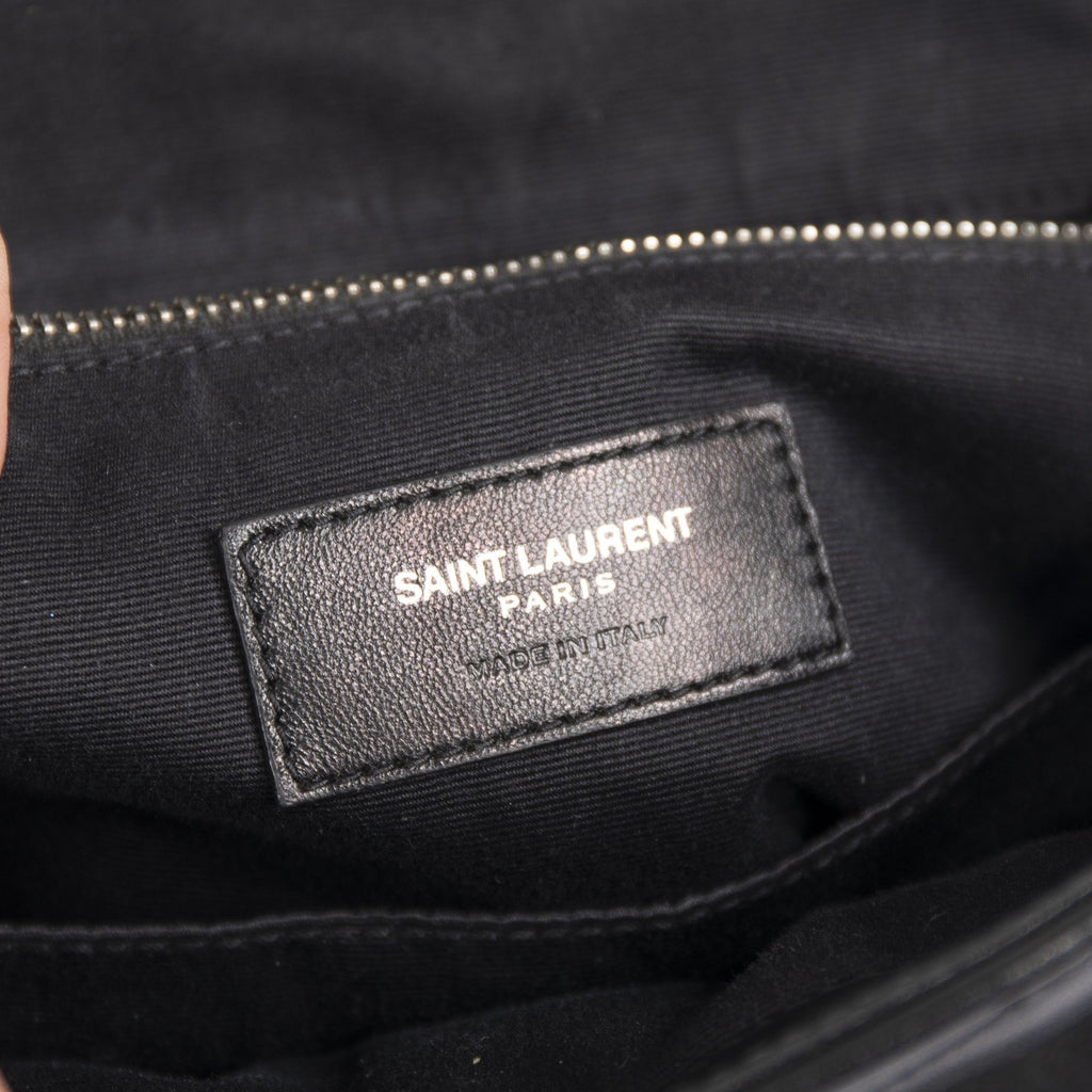 Saint Laurent Medium Loulou Monogram Backpack Bags YSL