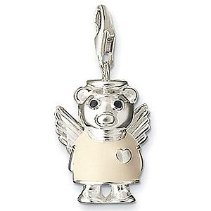 Thomas Sabo Angel Bear Charm Charms & Pendants Thomas Sabo