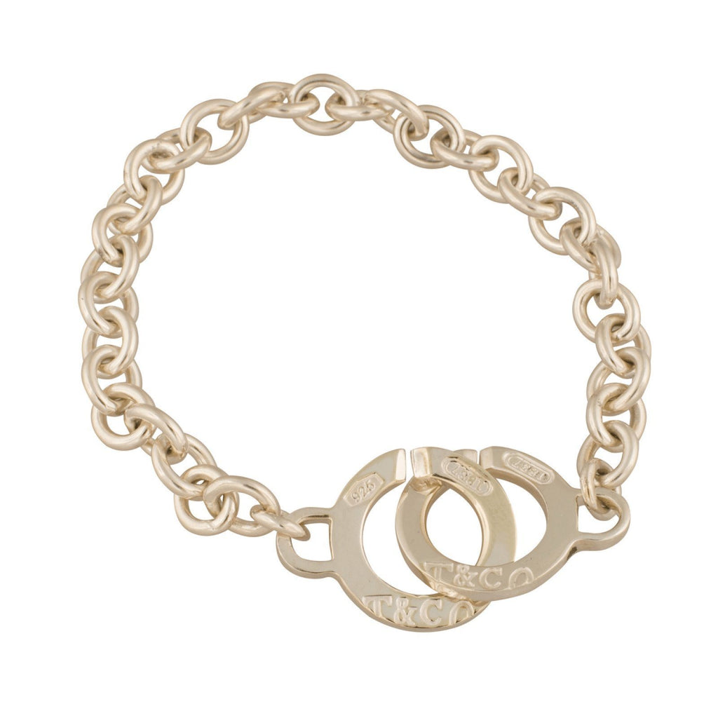 Tiffany & Co. 1837 Interlocking Circle Link Bracelet Bracelets Tiffany & Co.