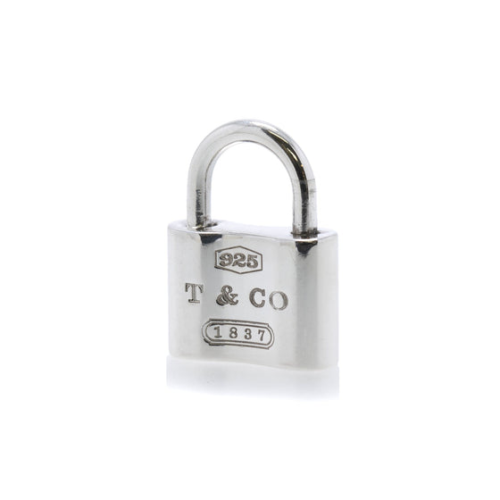 Tiffany & Co. 1837 Lock Charm Charms & Pendants Tiffany & Co.