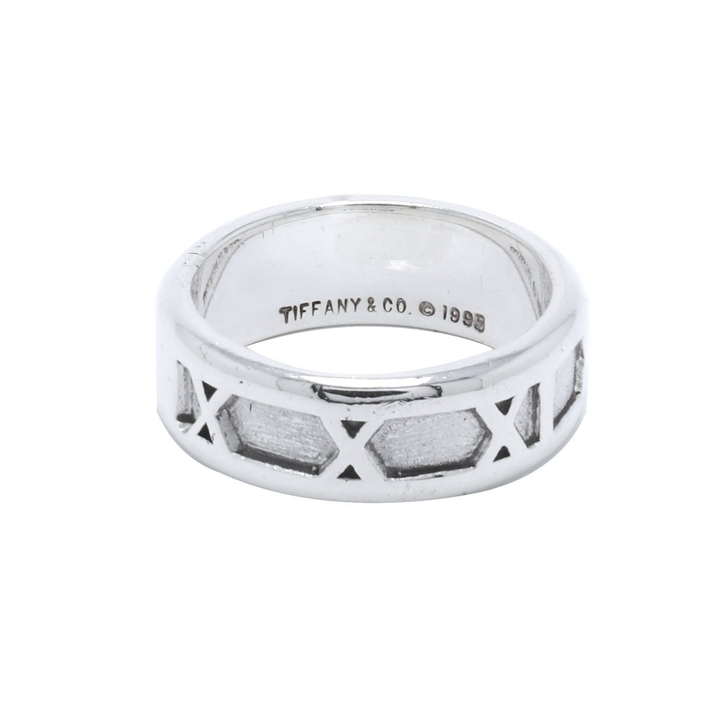 Tiffany & Co. Atlas Band Ring Rings Tiffany & Co.