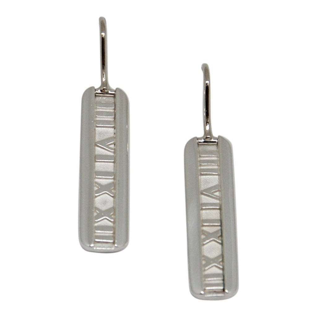 Tiffany & Co. Atlas Bar Drop Earrings Earrings Tiffany & Co.