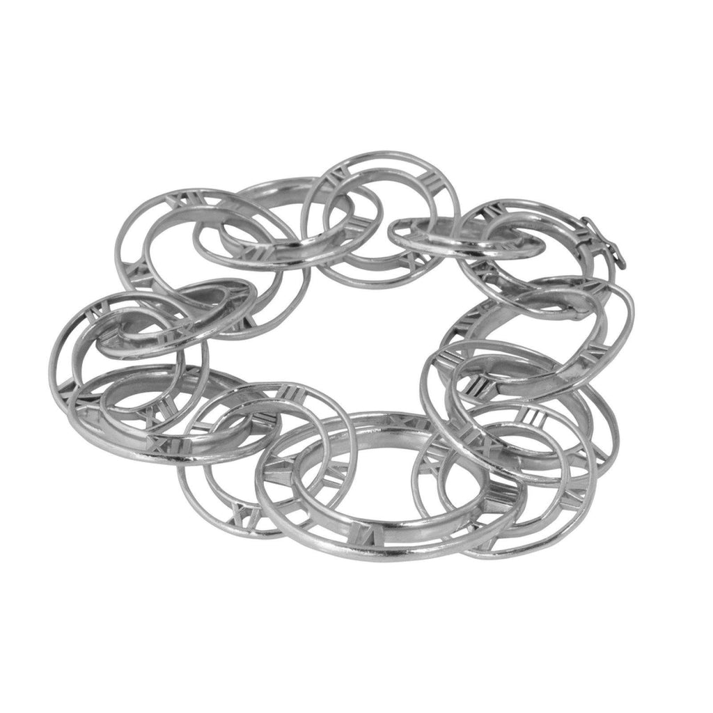 Tiffany & Co. Atlas Link Bracelet Bracelets Tiffany & Co.