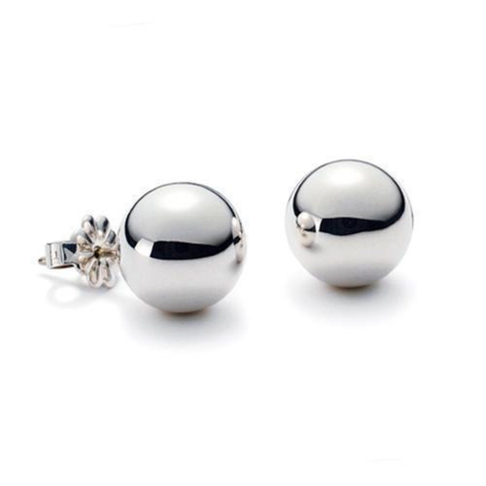 21f7bc17b Tiffany & Co. Bead Earrings in Sterling Silver– Oliver Jewellery