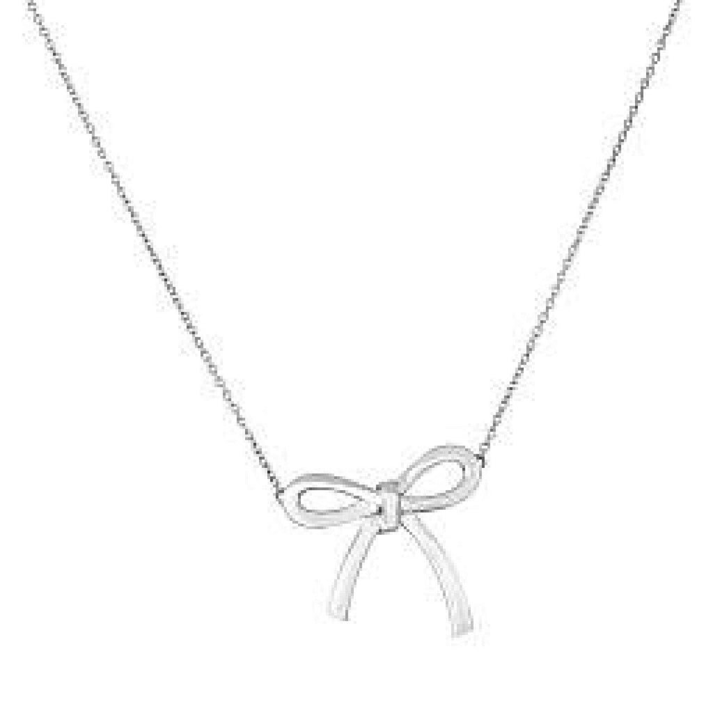 Tiffany & Co. Bow Pendant Necklaces Tiffany & Co.