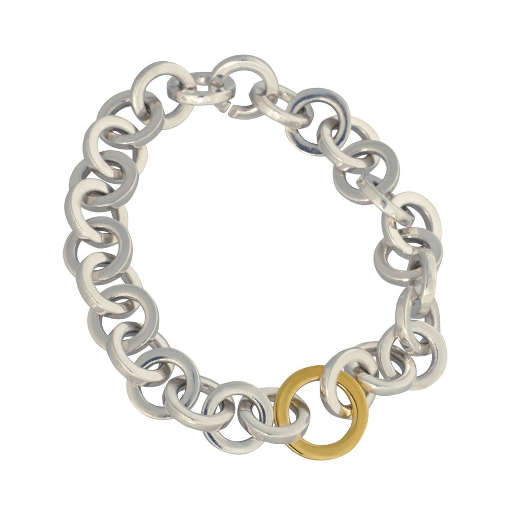 Tiffany & Co. Circle Link Bracelet Bracelets Tiffany & Co.