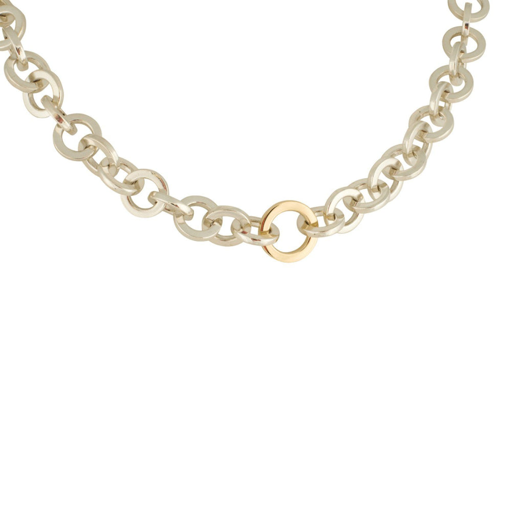 Tiffany & Co. Circle Link Necklace Necklaces Tiffany & Co.
