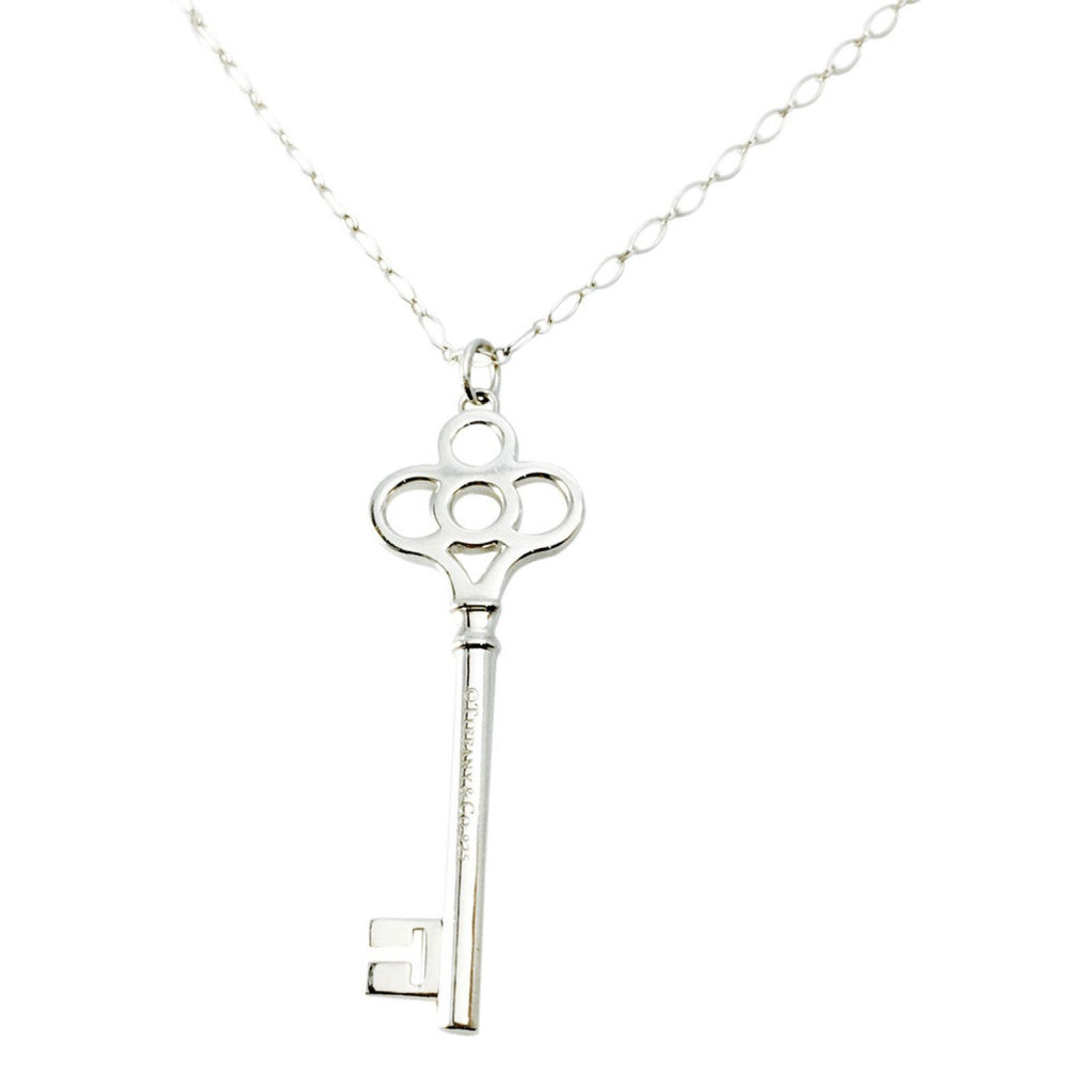 Tiffany & Co. Crown Key Pendant Necklace Necklaces Tiffany & Co.