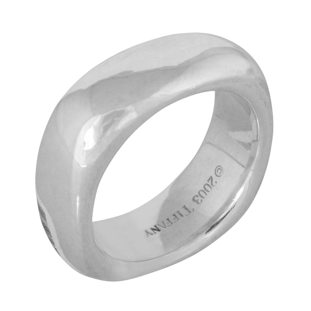 Tiffany & Co. Cushion Square Band Ring - Rings