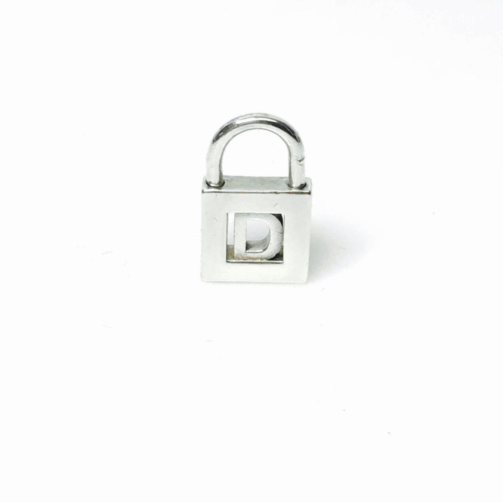 Tiffany & Co. 'D' Letter Lock Charm Charms & Pendants Tiffany & Co.