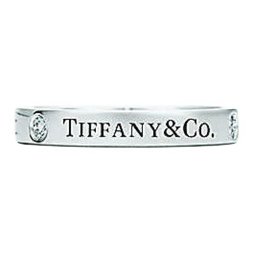 Tiffany & Co. Diamond Band Ring Rings Tiffany & Co.