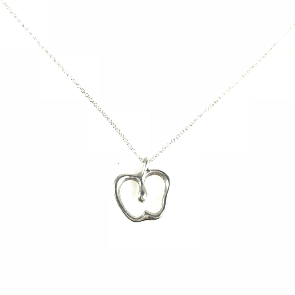 Tiffany & Co. Elsa Peretti Apple Pendant Necklace Necklaces Tiffany & Co.