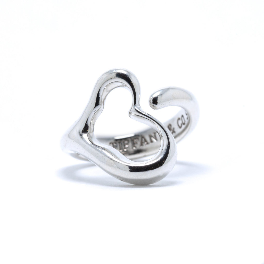 Tiffany & Co. Elsa Peretti Open Heart Ring Rings Tiffany & Co.
