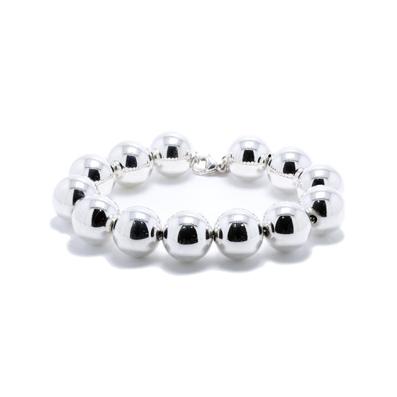Tiffany & Co. Extra Large 14 mm HardWear Ball Bracelet Bracelets Tiffany & Co.