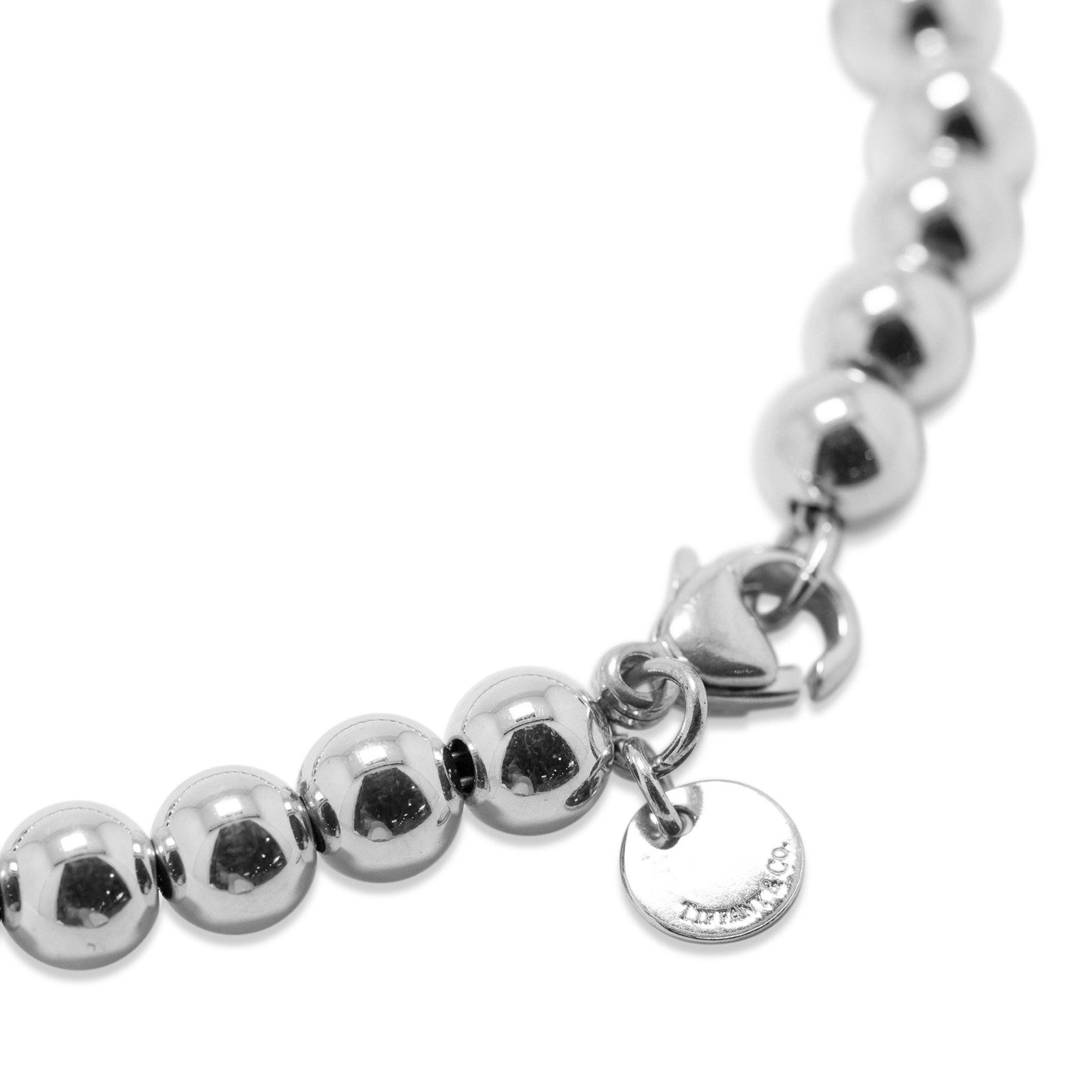 d6f27d1f49abf Tiffany & Co. HardWear Graduated Ball Necklace– Oliver Jewellery