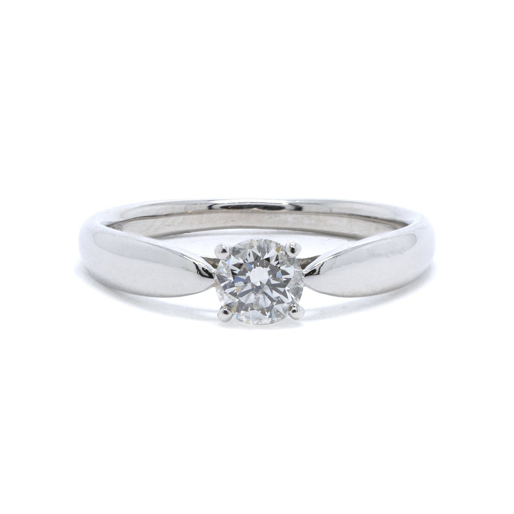 Tiffany & Co. Harmony Solitaire Diamond Engagement Ring Rings Tiffany & Co.
