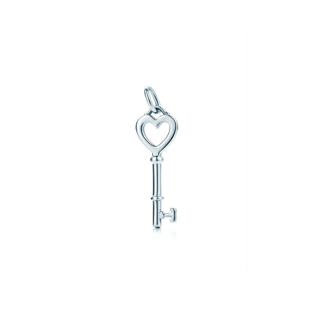 Tiffany & Co. Heart Key Pendant Charms & Pendants Tiffany & Co.