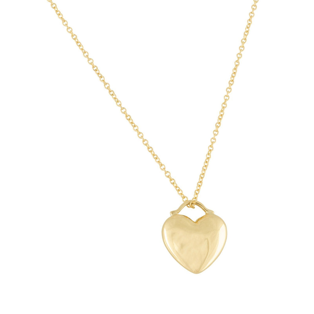 Tiffany & Co. Heart Pendant Necklace Necklaces Tiffany & Co.