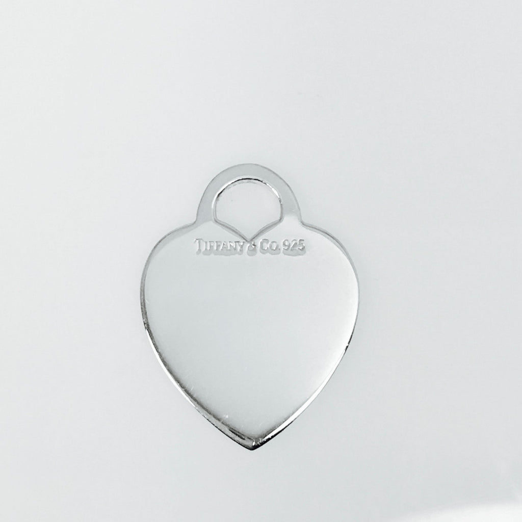 Tiffany & Co. Heart Tag Charm Charms & Pendants Tiffany & Co.