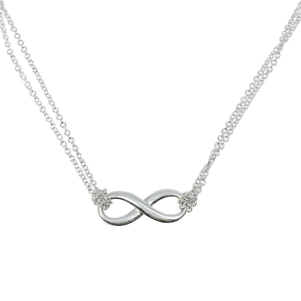 Tiffany & Co. Infinity Pendant Necklace Necklaces Tiffany & Co.